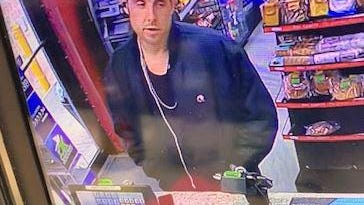 The Ardmore Police Department is asking for the public's assistance in identifying the individual pictured. The individual is believed to have been involved in a fraud incident.