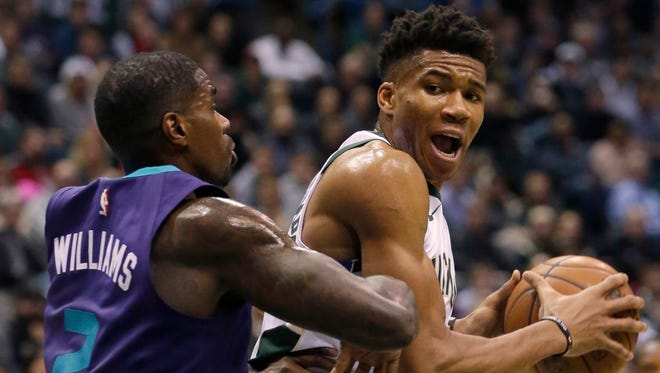 Bucks forward Giannis Antetokounmpo will make his second consecutive start in the NBA All-Star Game.