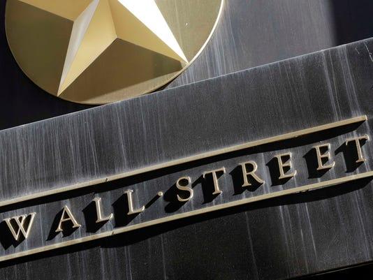 AP WALL STREET F FILE USA NY