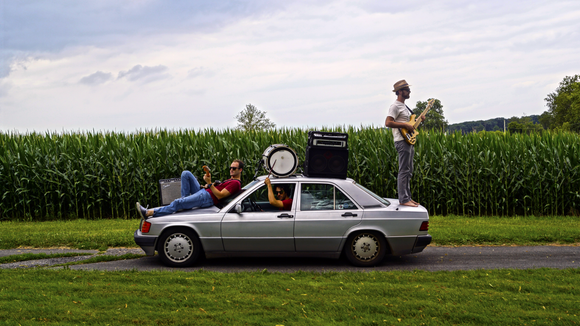 Badmobile, a new band made up of the remaining members of Mad-Sweet Pangs, will have its first gig at the Deer Park Tavern in Newark this weekend.