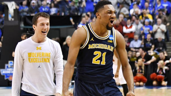 Michigan's uniforms ranks ninth among the teams in