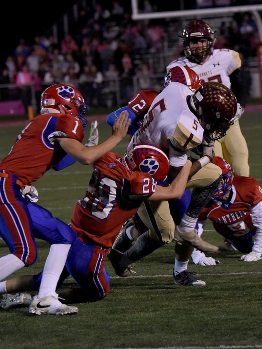 Licking Valley 33, Licking Heights 14