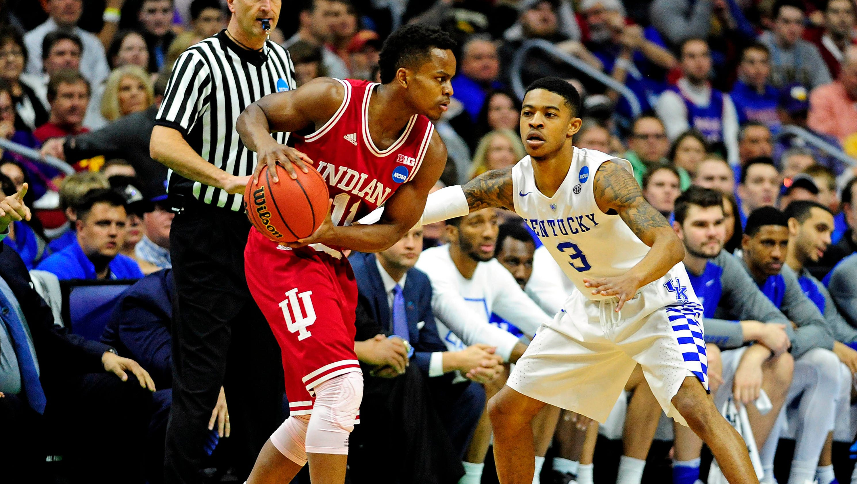 Uk Basketball: Live Updates From The Second-round NCAA
