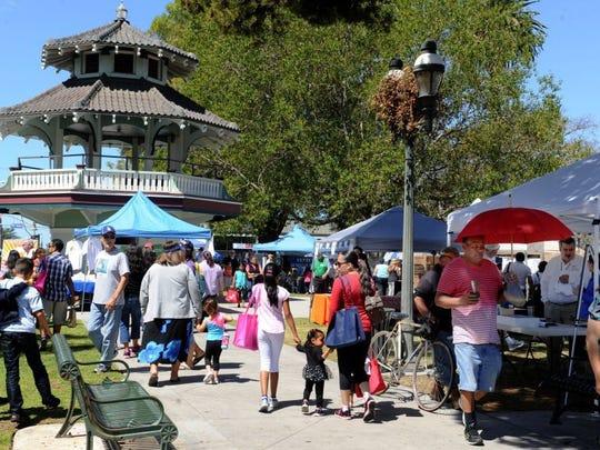 Earth Day celebrations happens Saturday in Oxnard.