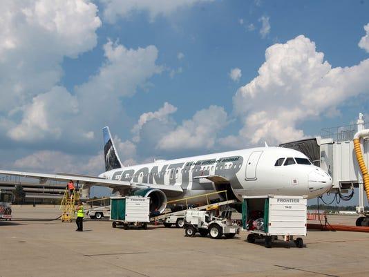 FRONTIER FLIGHT 4