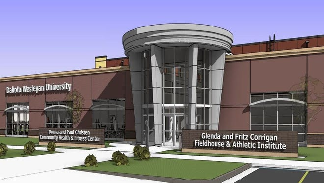 GreatLife will manage the Donna and Paul Christen Community Health and Fitness Center in the new sports complex at Dakota Wesleyan University in Mitchell