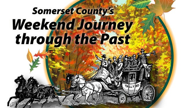 Mark your calendars now for Saturday, Oct. 14, from 10 a.m. to 5 p.m. and Sunday, Oct. 15, from noon to 4 p.m.