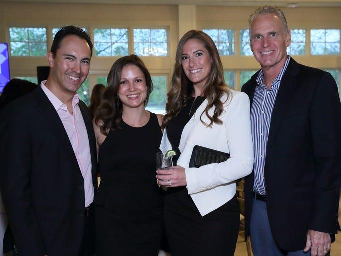 Bryan Del Rio; Adrienne Dimperio; Lauren Kressaty;