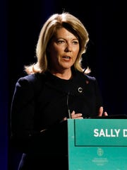 Sen. Sally Doty, R-Brookhaven, is one of six GOP candidates