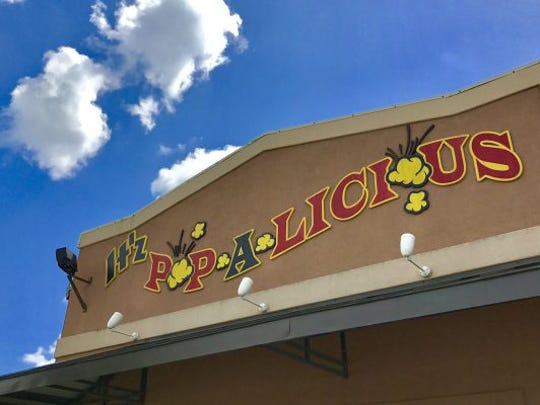 The gourmet popcorn store, It'z Pop-A-Licious, at 117 Westmark Blvd. Suite 100 is under new ownership.
