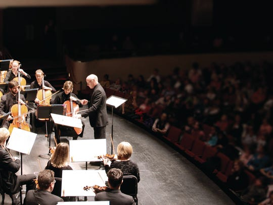 The Fox Valley Symphony Orchestra's 49th season begins