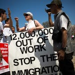 Bashing undocumented immigrants may win applause, columnist Linda Valdez says, but much of what's being said has little basis in fact. Here are 10 of the most popular myths, debunked: