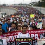 Familias de desaparecidos de Iguala retoman búsqueda