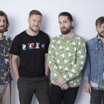 Best-selling music: Imagine Dragons, NF