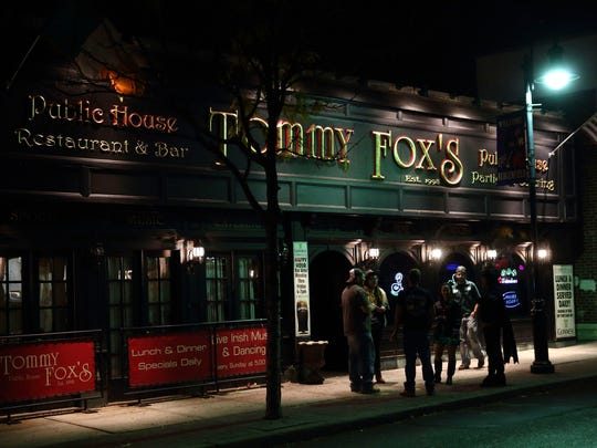 Tommy Fox's Public House, at 32 S. Washington Ave., is participating in the food crawl. The pub is a favorite destination for its Halloween party, as well as its happy hour on weekdays.