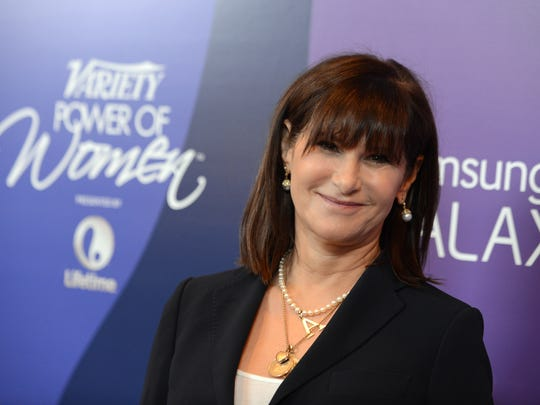 Amy Pascal, shown in 2013, is leaving her job as Sony