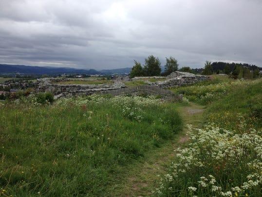 STC 0727 Trondheim Sverresborg