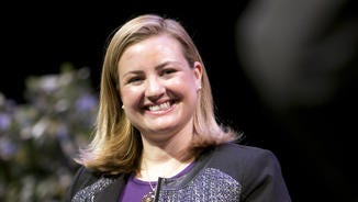 Phoenix Councilwoman Kate Gallego supports Hillary Clinton.