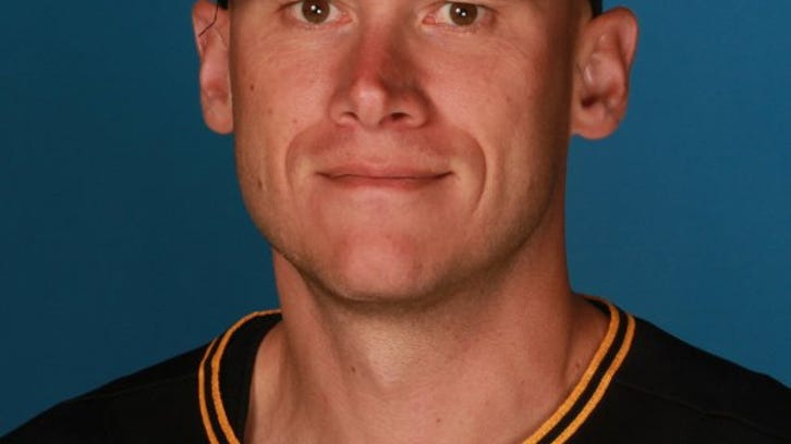 Courtey Pittsburgh Pirates Clint Barmes