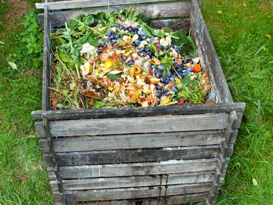 The outdoor compost bin should be rodent-proof with a tight-fitting and secure lid.