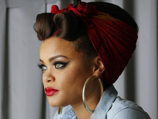 Music Grammywatch Andra Day