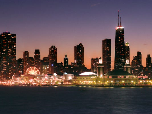 navy pier s ferris wheel and fireworks are still a classic destination