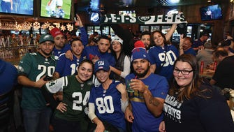 Editor's Pick (201) Magazine,  Miller's Ale House  Best Place to Watch the Super Bowl - (photo by Chris Marksbury)