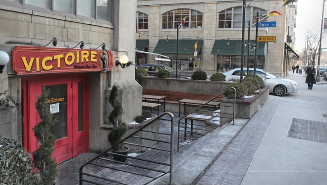 Victoire, a Belgian beer bar located at East Avenue and Swan Street., is among the restaurants participating in Rochester Restaurant Week.