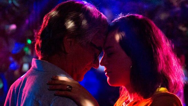 "Francisco Reyes and Daniela Vega star in ""A Fantastic Woman."""