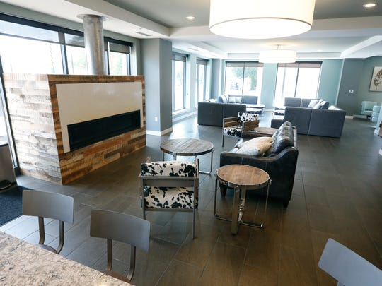 Charlotte Square offers loft living in the middle of