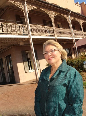 Selma Councilwoman Susan Youngblood is confident the St. James Hotel will bounce back after years of neglect.