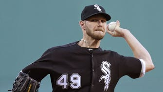 Will Chris Sale be a difference maker in Boston?