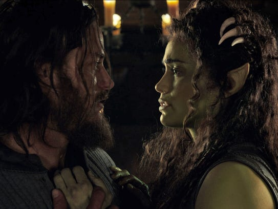 The relationship between Lothar (Travis Fimmel) and