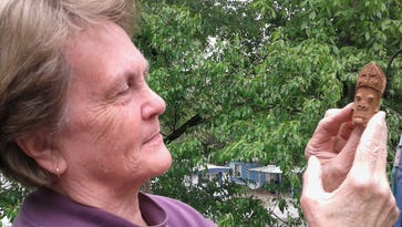Volatile 1960s still rage in Iowa City woman's chess set