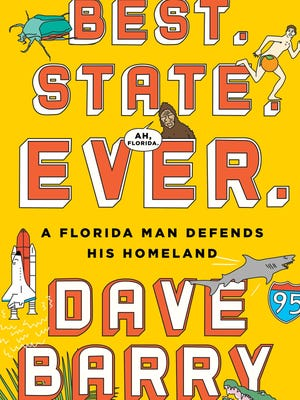 """Best. State. Ever."" by Dave Barry"