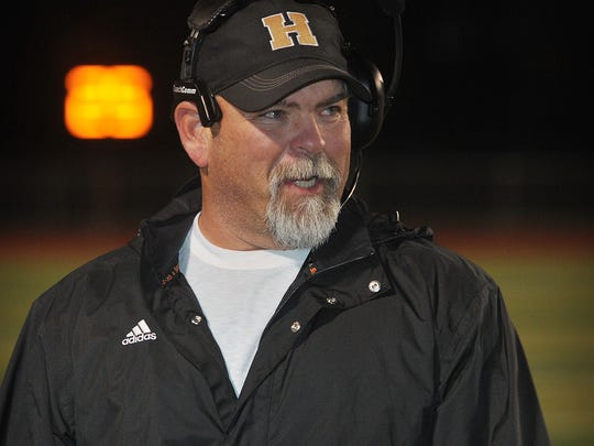 Henrietta coach Byron West has led the program since 2005.