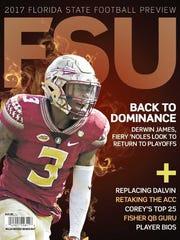 2017 FSU magazine cover