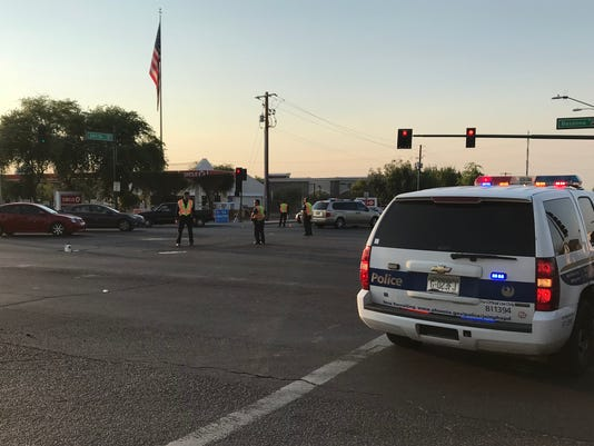 Escaped inmate shot and killed by Glendale officer in south Phoenix