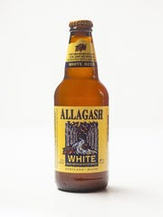 """Allagash """"White"""" from Portland, Maine, is an example of a style that pairs well with cranberry sauce."""