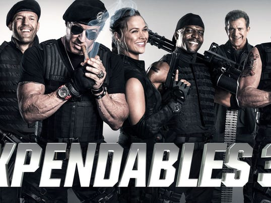 """The Expendables 3."""