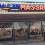Massage parlor closed amid criminal probe