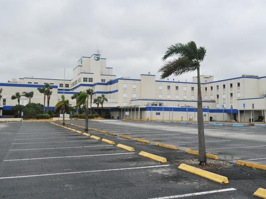 Hurricane Matthew on Friday