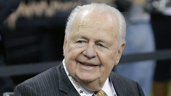 AP A report on Saints and Pelicans owner Tom Benson?s