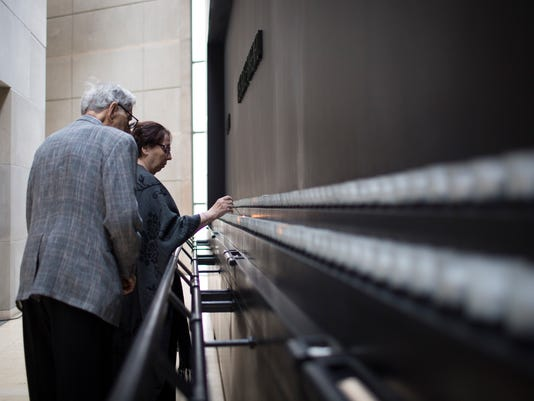 U.S. Holocaust Museum Commemorates Those Killed In WWII Holocaust