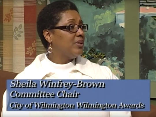 "In this screen shot taken from the WITN22 program ""Window on Wilmington"" posted April 23, 2014, Sheila Winfrey-Brown is shown. She is the finance director for the city of Wilmington."