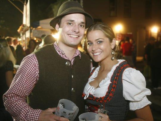 Mainstrasse Oktoberfest.