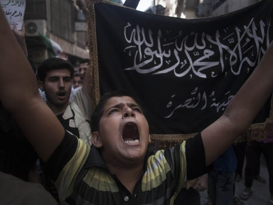 Mideast Syria Breaking Up