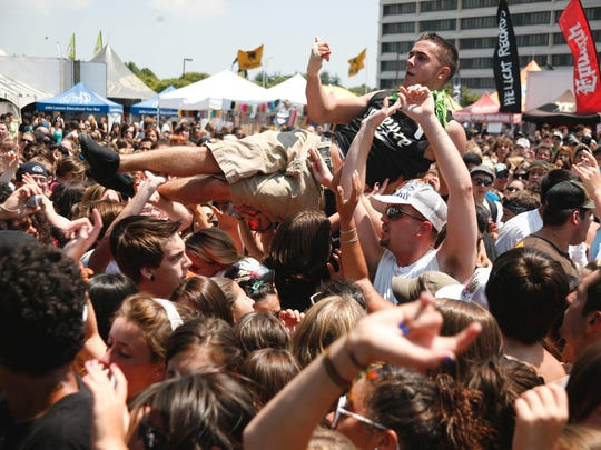 Traveling music festival Vans Warped Tour comes to the Oregon State Fairgrounds 11 a.m. June 17. Cost is $29 to $39 or $39 to $49 for souvenir, plus service fee. Day of event is $50.