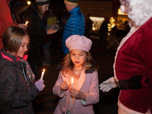 Candlelighting 2