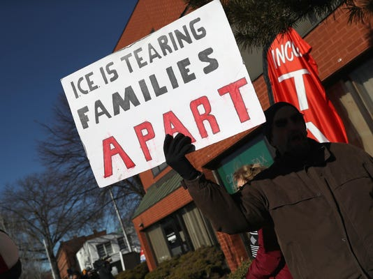 Rally Held In Hartford, Connecticut For Man Scheduled For Deportation Next Week